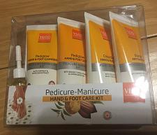 Buy VLCC Pedicure Manicure Hand & Foot Care Kit 60 Ml + 150 Gram Shipped From USA