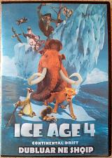 Buy Ice Age 4: Continental Drift. DVD Animated Film in Albanian language