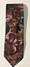 Buy Italian All Silk Hand Made Men's Necktie Tropical 56 Inches