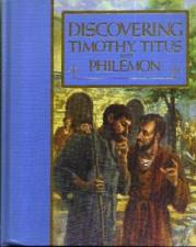 Buy DISCOVERING TIMOTHY, TITUS and PHILEMON Guideposts HB :: FREE Shipping