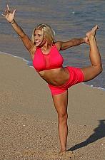 Buy UjENA Cool Back Sport Bikini in Watermelon #H239 size: MED
