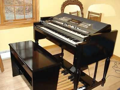 B-3 Cabinet w/ Hammond XE-2 w/ Leslie Simulation NEW DIGITAL B3 MIDI ORGAN