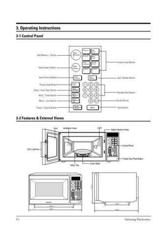 Samsung MW6574W THTTI001105 Manual by download #164805