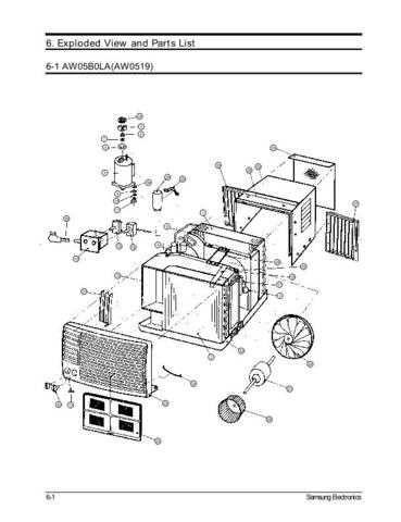 Samsung AW0519 XAA10029110 Manual by download #163698