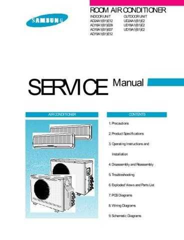 Samsung AD18A1E2 BOLPAN101 Manual by download #163520