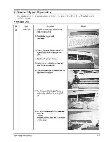 Samsung AD18A1E2 BOLPAN104 Manual by download #163522