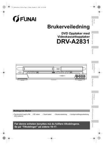 Funai E970WED NO 1021 BR1 Owners User Guide Operating by download #162220