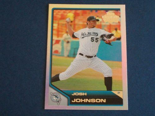 2011 Topps Lineage Diamond Anniversary #65 Josh Johnson MARLINS