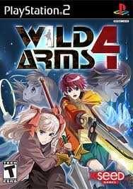Wild ARMs 4 Western RPG