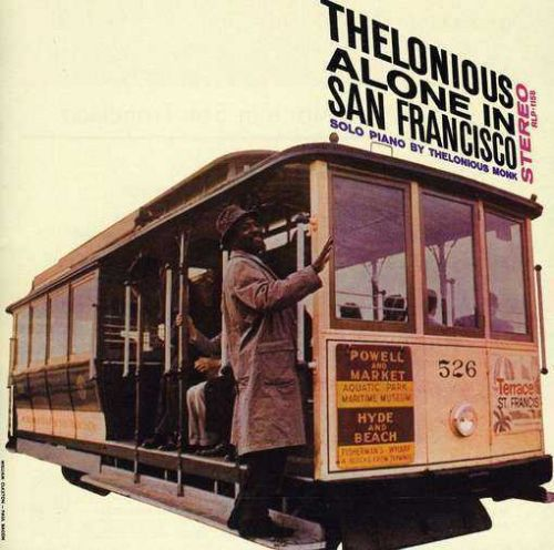 MONK,THELONIOUS - ALONE IN SAN FRANCISCO [CD NEW]
