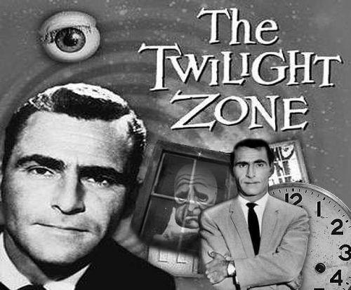 Twilight Zone Mousepad
