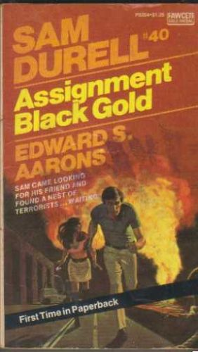 Assignment Black Gold - Edward S. Aarons ( H1000 )
