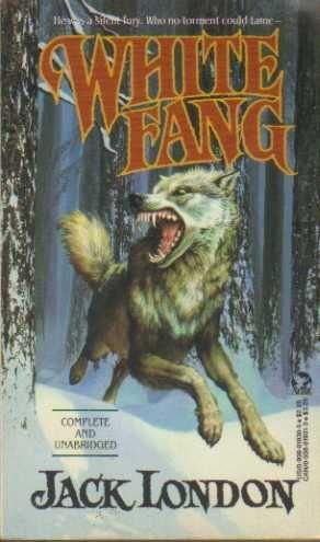 White Fang - Jack London ( INS2-22 )