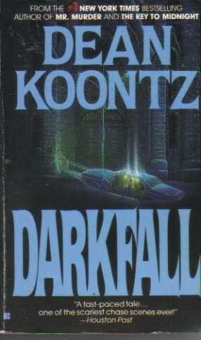 Darkfall - Dean Koontz ( INS2-28 )