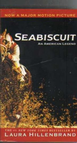 Seabiscuit: An American Legend - Laura Hillenbrand ( INS2-43 )
