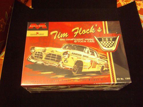 Model King Tim Flock's 55 Chrysler 300