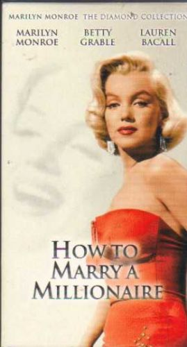 HOW TO MARRY A MILLIONAIRE - Marilyn Monroe, Betty Grabe