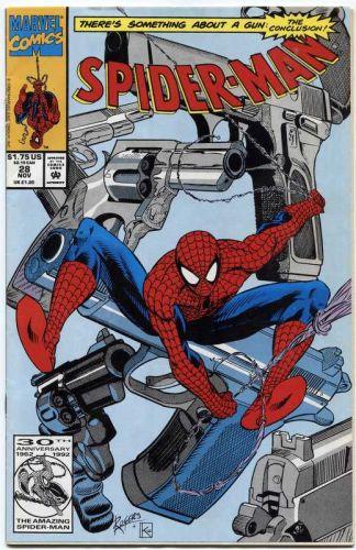The Amazing Spider-Man 30th Anniversary #28 Volume #1 Nov. 1992