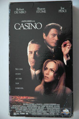 Casino (VHS, 1995)