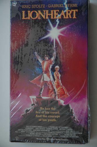 Lionheart (VHS, 1987)