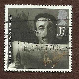 Great Britain 1985 SG 1298 17p. Peter Sellers (Used) (Pink Panther)