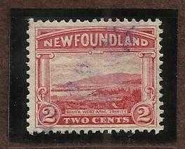 NEWFOUNDLAND 132 - South-west Arm, Trinity (pf88755) 2 Cents