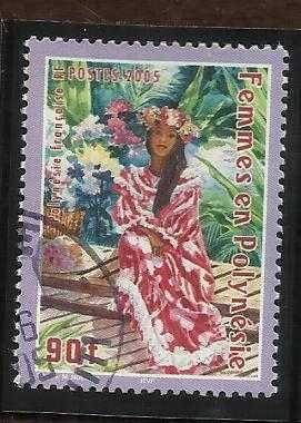 France French Polynesia Femms en Polynesia 2005