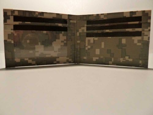 HAND MADE DUCT TAPE WALLET DIGITAL CAMO