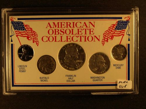 American Obsolete Coin Collection
