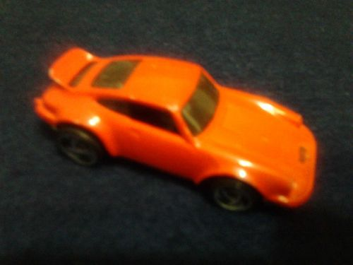 Hot Wheels 1976 Porche car is over 35 years old!