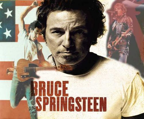 Bruce Springsteen Mousepad