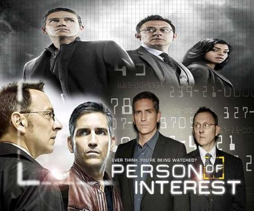 Person of Interest Mousepad