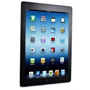"""Apple iPad 3rd Generation 16GB Wi-Fi + 4G Verizon 9.7"""" Black"""