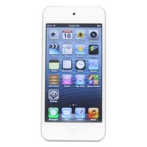 Apple iPod touch 5th Generation White & Silver (32 GB) (Latest Model)