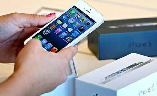 Apple iPhone5 OS Android 4.0.9 32GB