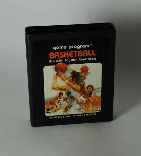 Atari 2600 Basketball Game From 1986
