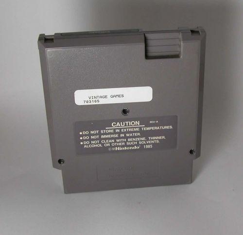 Vintage Nintendo Game Hydlide (NES) 8 bit