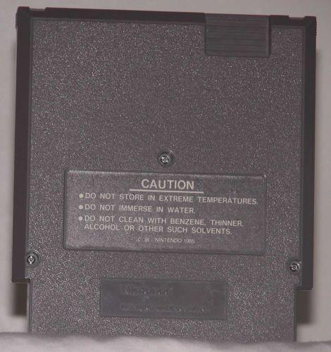 Tecmo Rygar Nintendo Original Game (NES) 8 bit