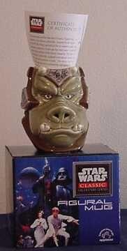 Star Wars Episode 1 Figural Mug - Tusken Raider