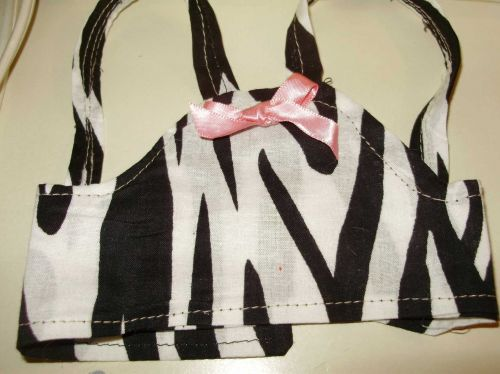 doll skirt and halter top for 18 inch doll