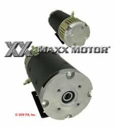 7204414-24, 7204419, 7204424 W5007 MOTOR FOR HYSTER NAACO MATERIAL HANDLERS