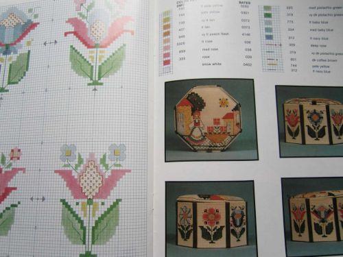 Jo Sonjas Counted Cross Stitch Designs Book 1