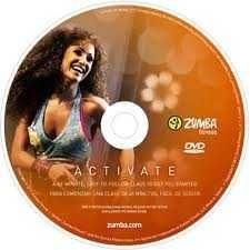 Zumba Activate DVD
