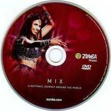 Zumba Mix DVD (Brand New)