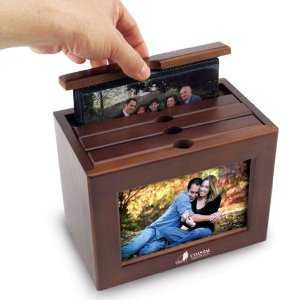 Frame Square Wood Frame Holds 24-4x6 Pictures