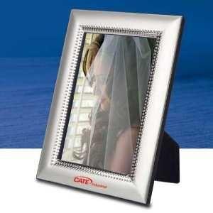Metal photo frame. Holds 5 x 7 photo