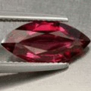 RASPBERRY GRAPE RHODOLITE GARNET, 0.4cts