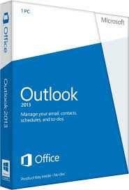 Microsoft Outlook 2013 (32/64-bit) (1PC/1User)