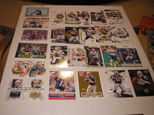 Tom Brady 2003 Topps Weekly Wrap-up #293 Patriots