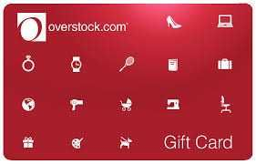 SELL $25 Overstock.com Gift Card